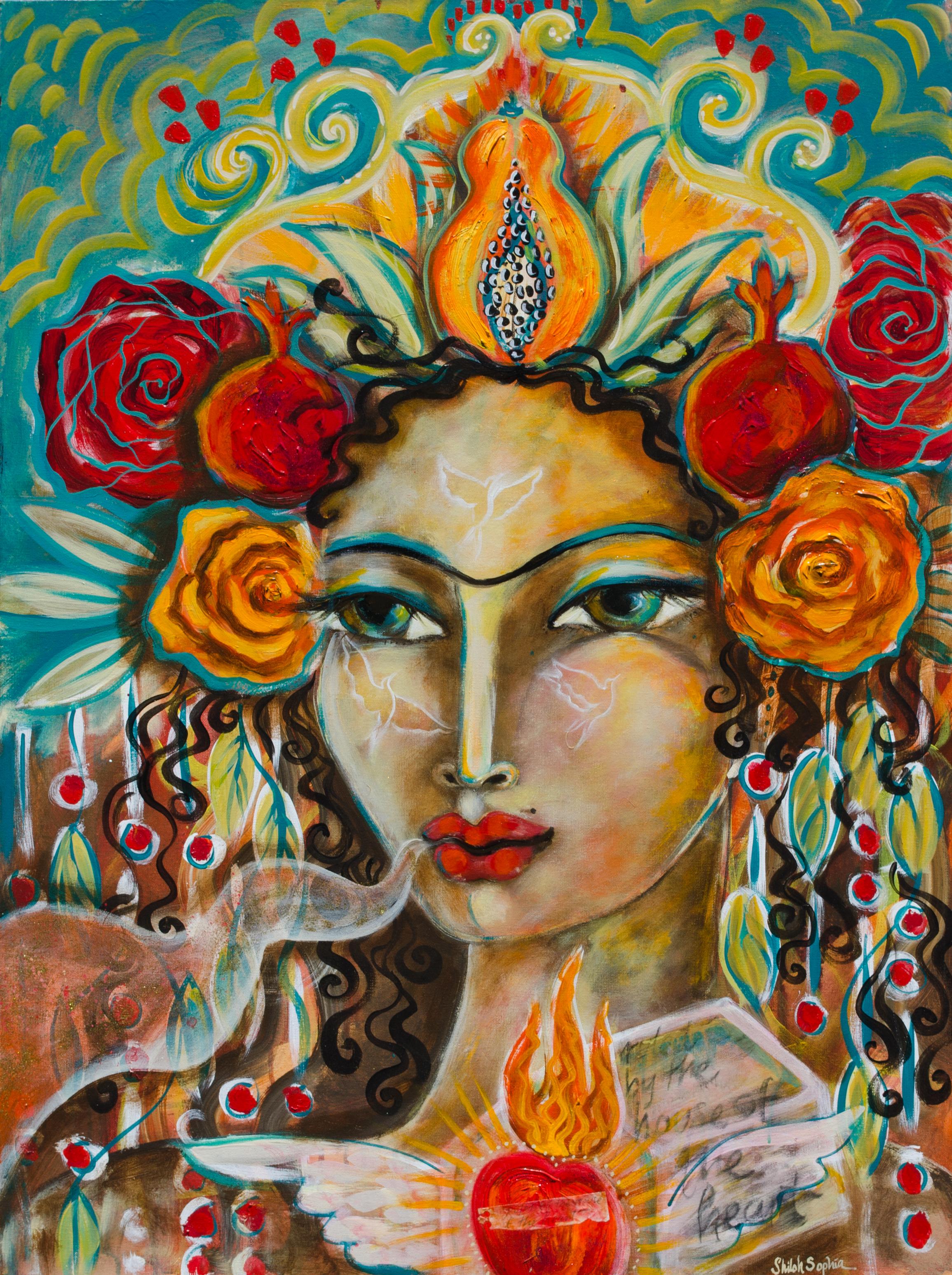 Artist: Shiloh Sophia