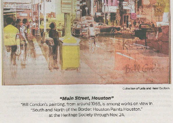 HOUSTON CHRONICLE PREVIEW SECTION