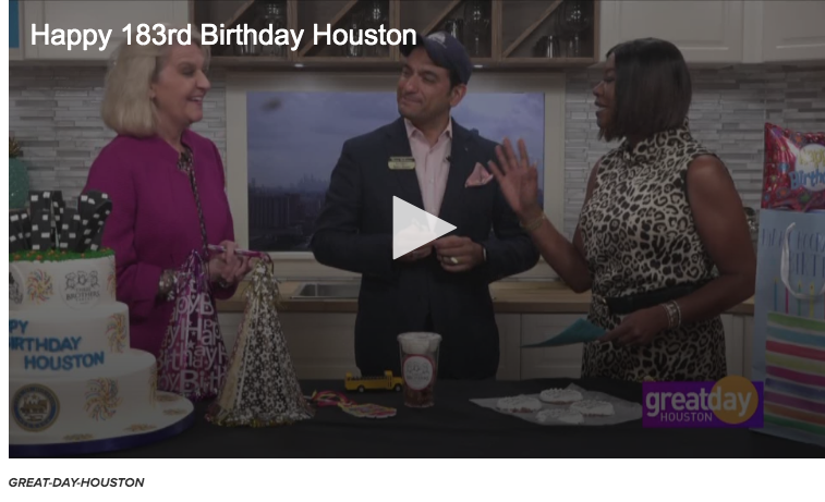 KHOU Channel 11 Great Day Houston