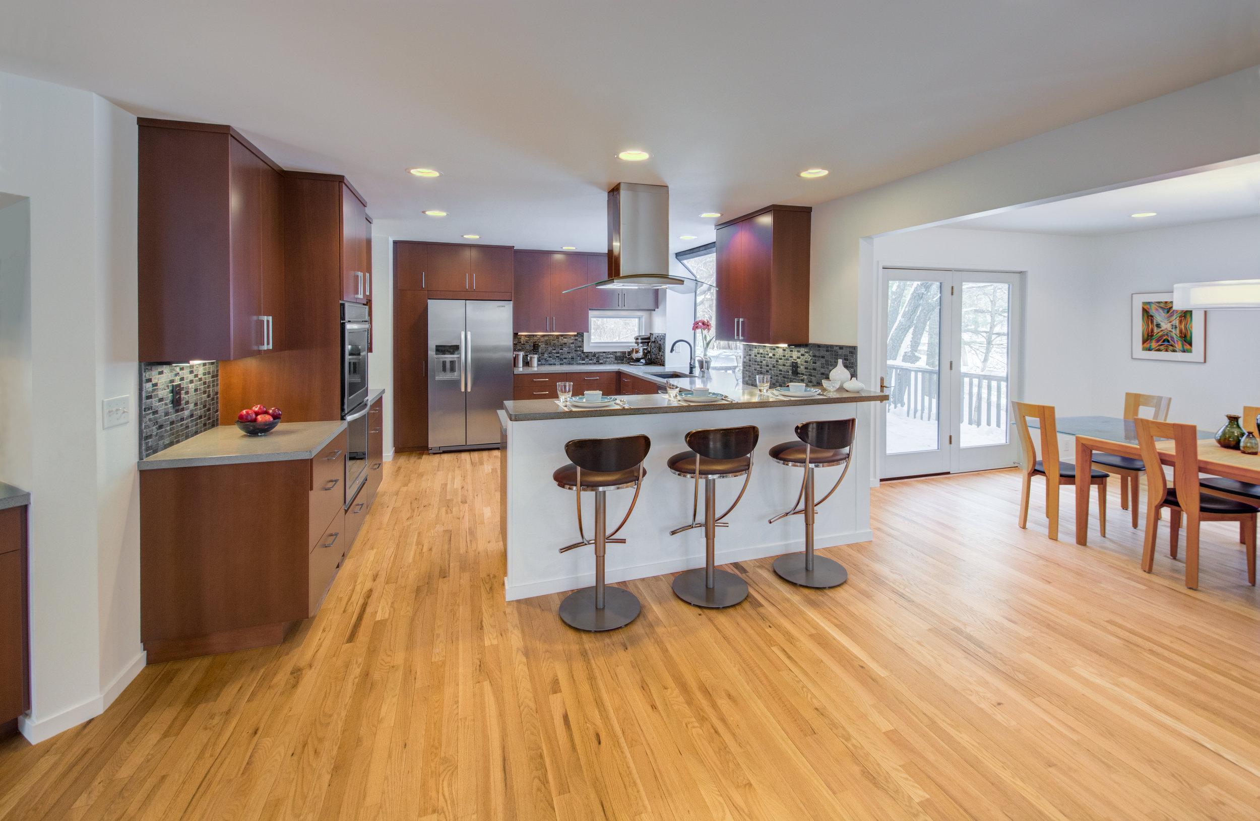 Major Home Renovation & Addition: Gallup Park