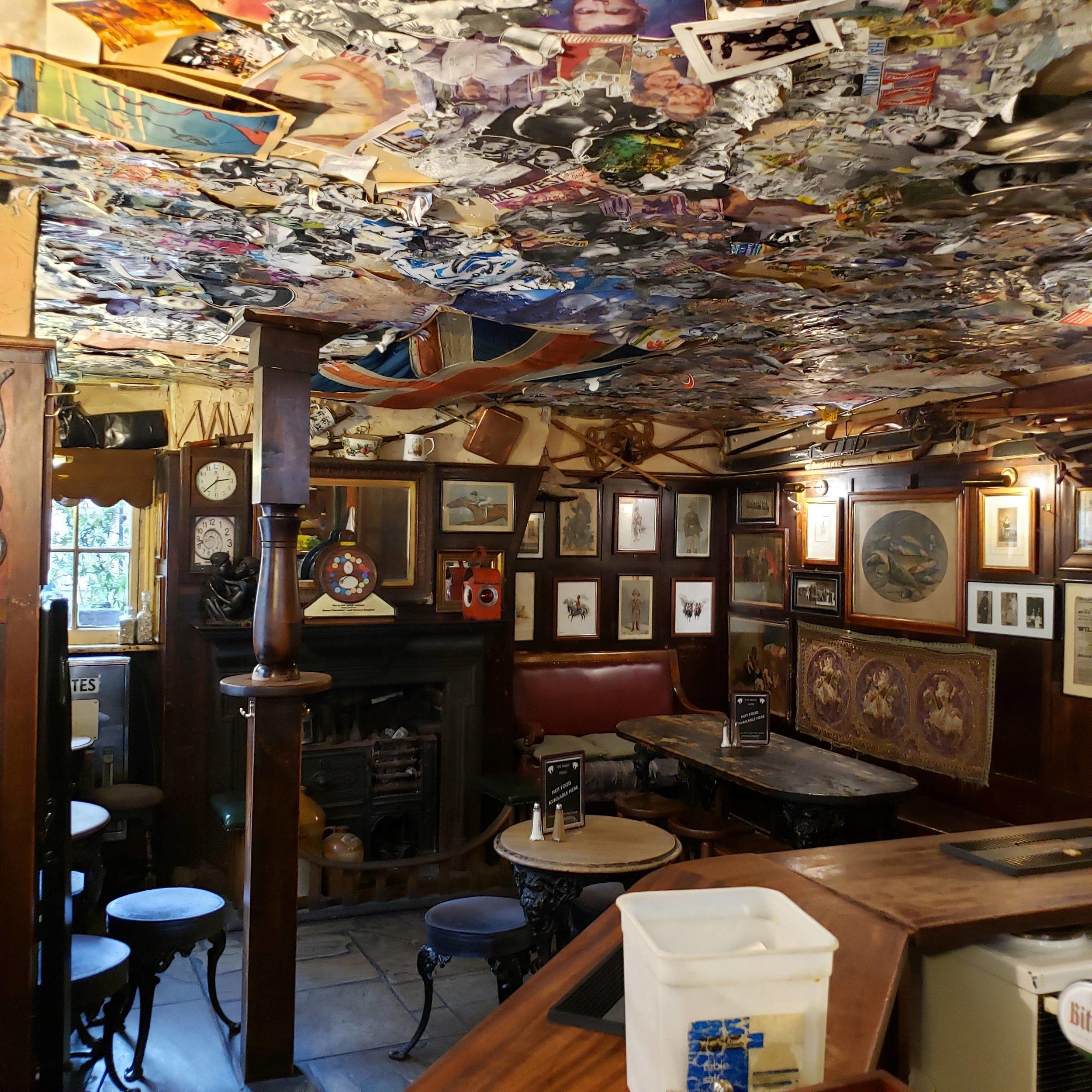 The Nag's Head Pub, June 2019
