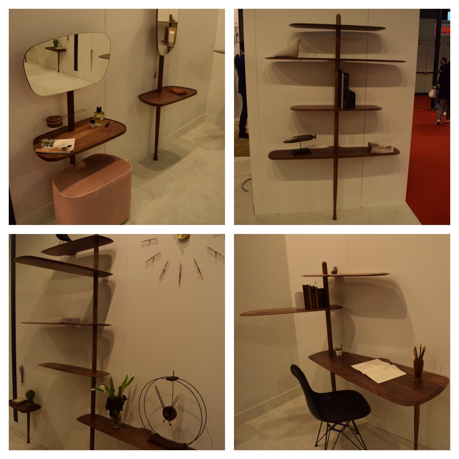 ICFF,  Nomon Home  Handmade Furniture