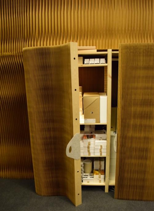 International Contemporary Furniture Fair (ICFF),  Molo Design