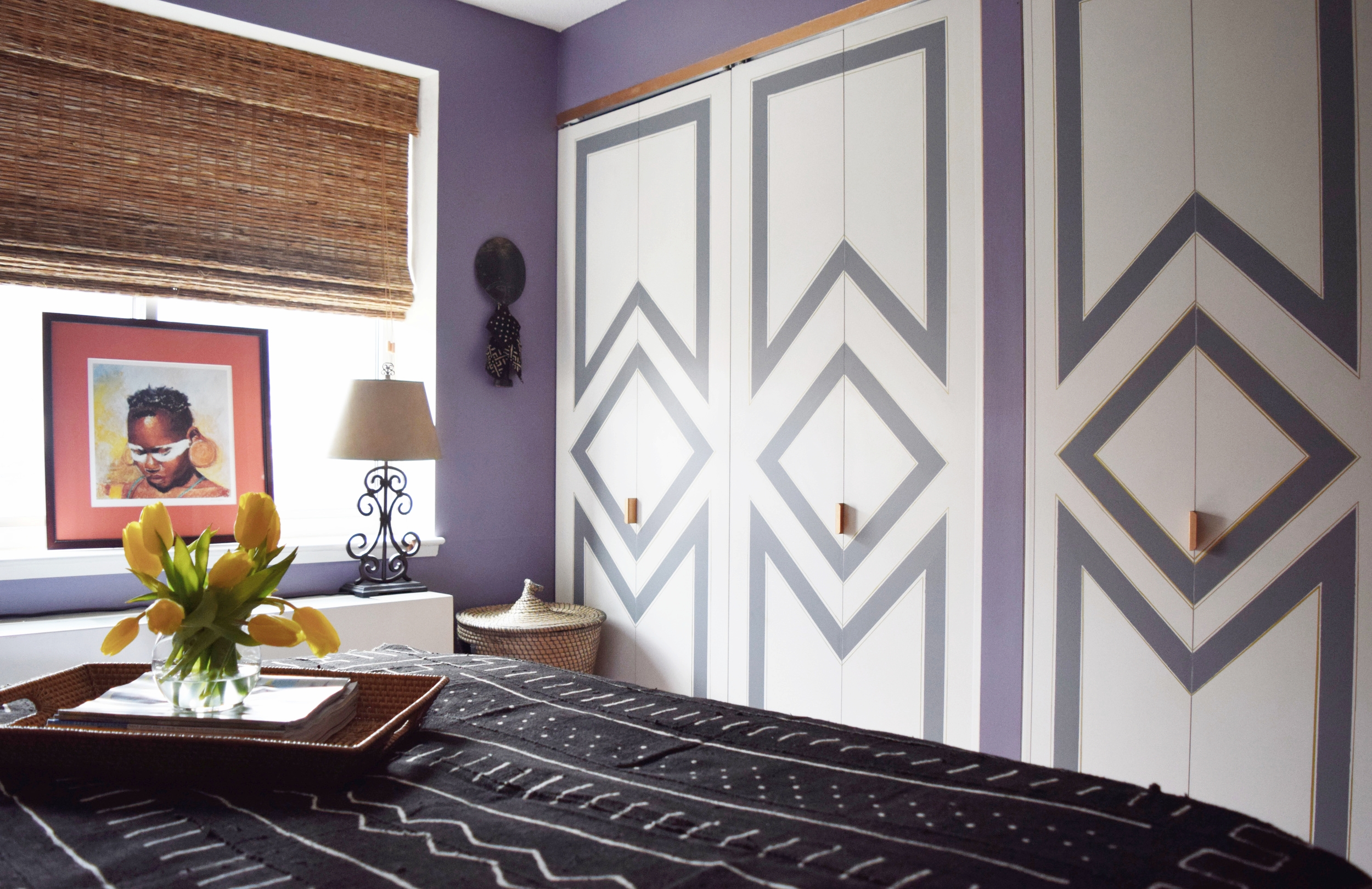 NYC Master Bedroom