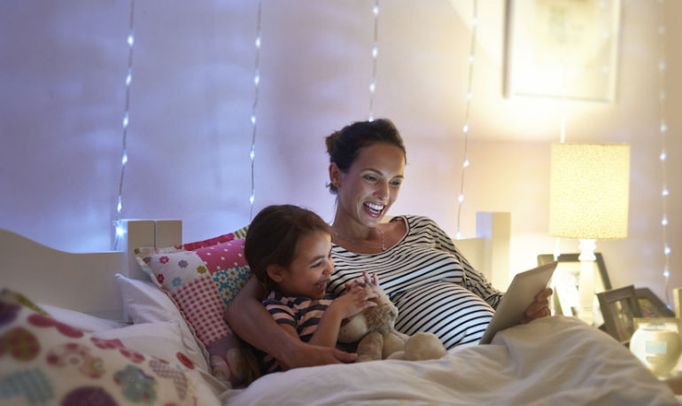 MINDBODYGREEN  -- A Bedtime Meditation for Kids