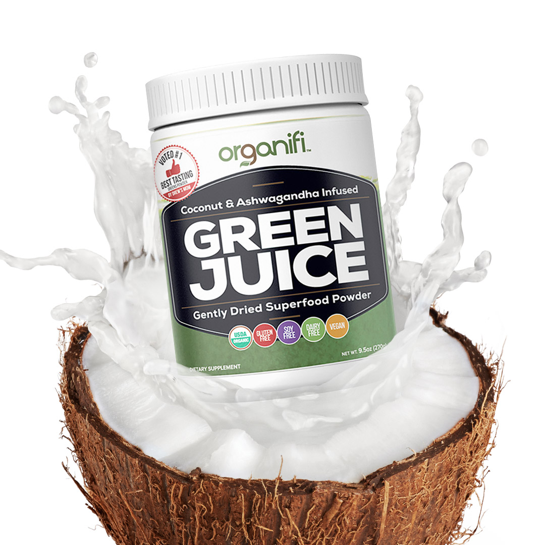 use code ERICA15 to get 15% OFF the best tasting green drink!