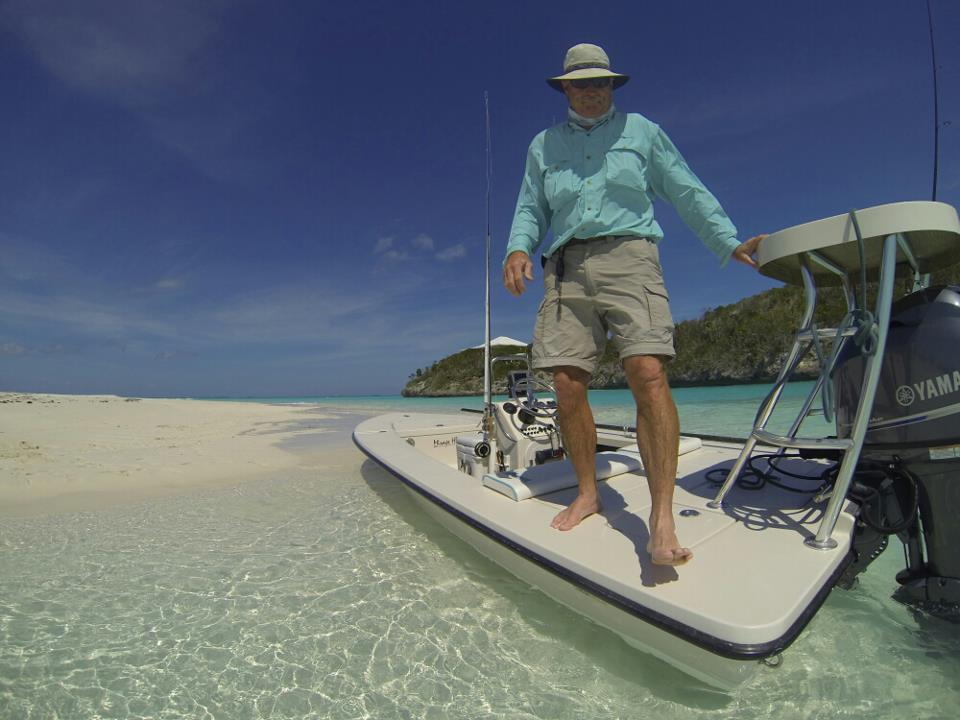 We Are ...Sailors of nearby waters, Guides of Adventures, Professional Captains & Crew.  photo  Captain Jack Stringfellow, Exuma Bahamas, secret creek where you need to be