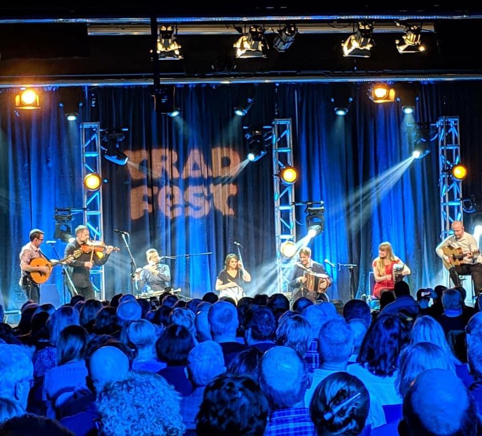Danu at TradFest 2019
