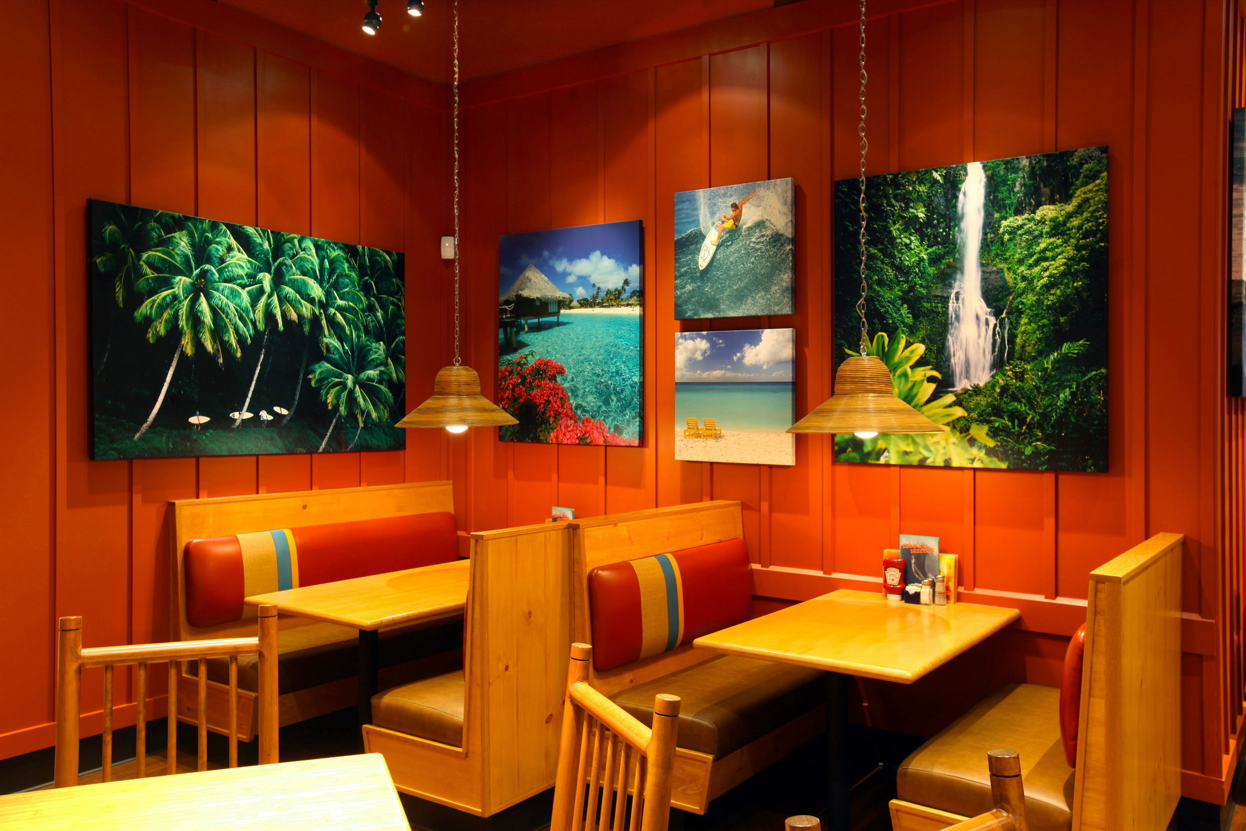 Islands Restaurant