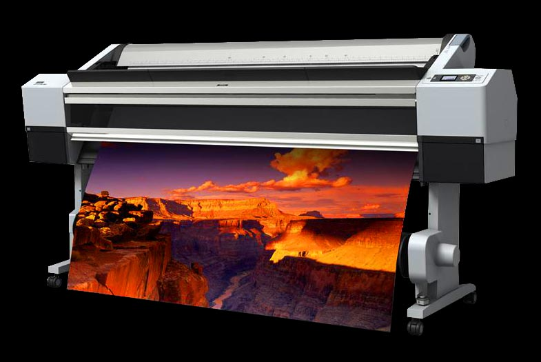 Wide Format Giclee Printing