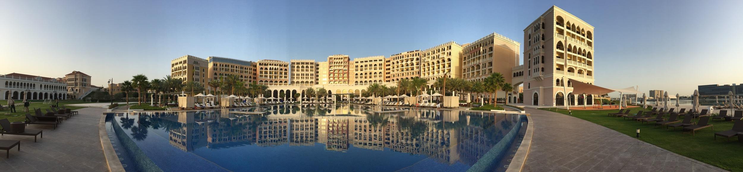 The Ritz Carlton Grand Canal, Abu Dhabi