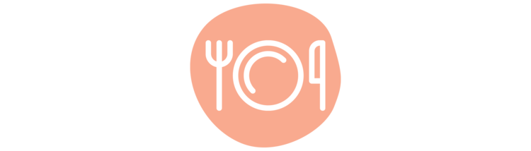 An illustrated place setting icon