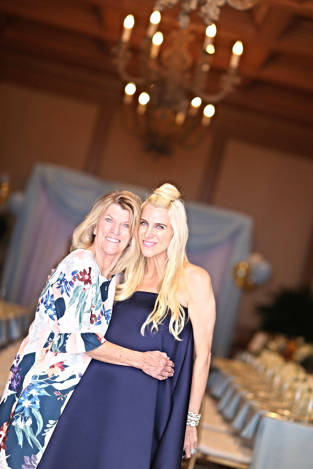 My mama and fellow party planner and one of my favorite people in the world!!❤️