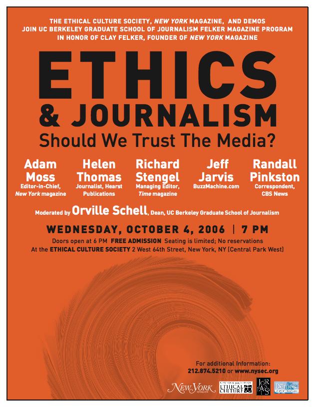 Ethics training in New York City