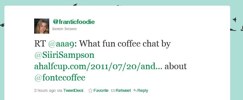 Sampson_Twitter_FranticFoodie Mention_072011.JPG