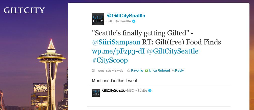 Sampson_Twitter_GiltCitySeattle Mention_071911.JPG