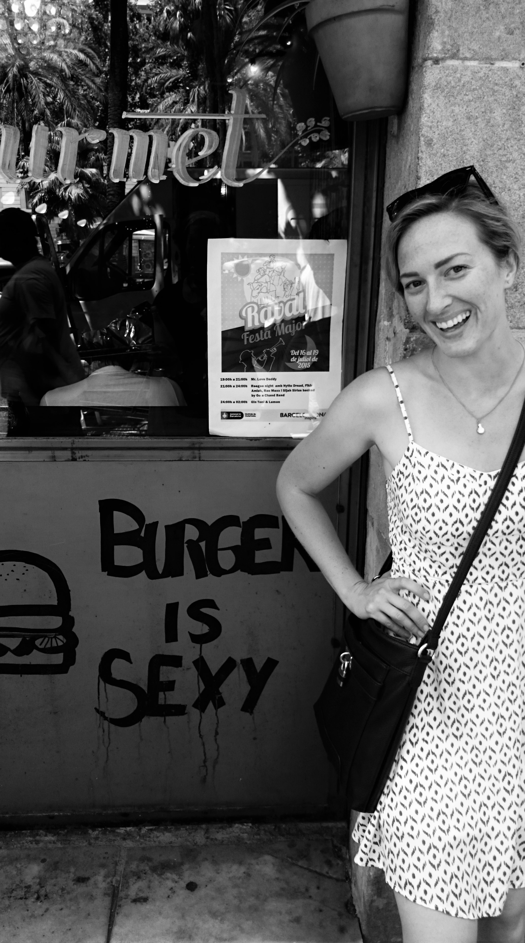 TRUTH TELLERS | You know it's true, burger *IS* sexy
