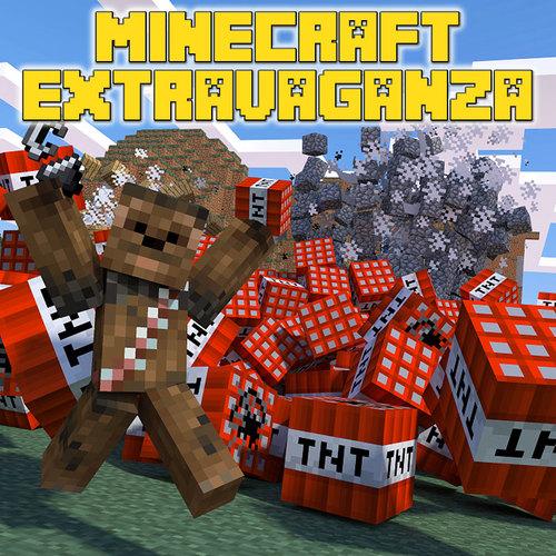 WEEK 1 - Minecraft Extravaganza! (6/10 - 6/14)
