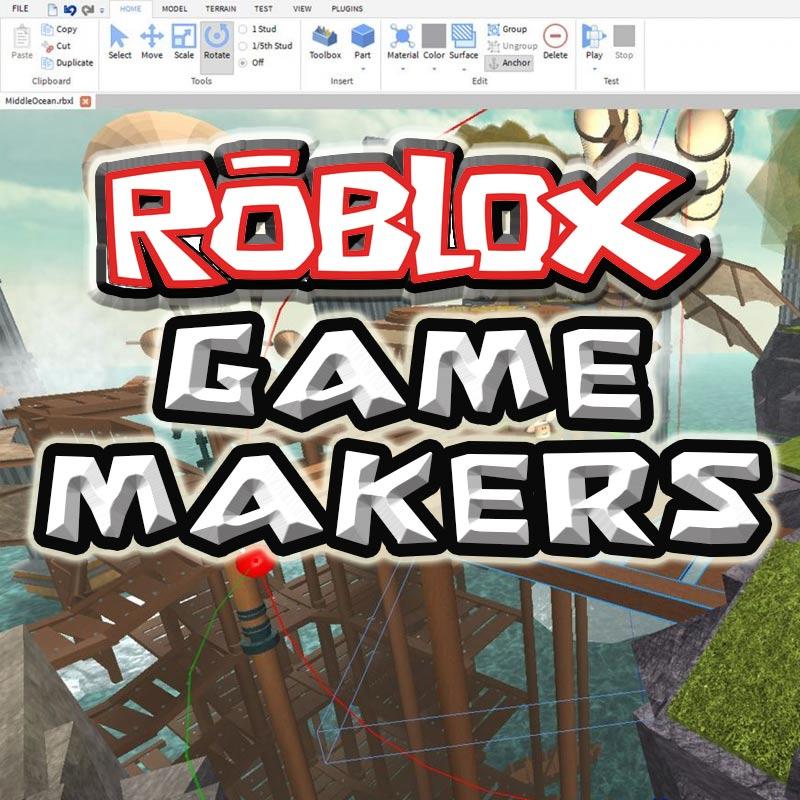 WEEK 2 - Roblox Game Creation (6/17 - 6/21)