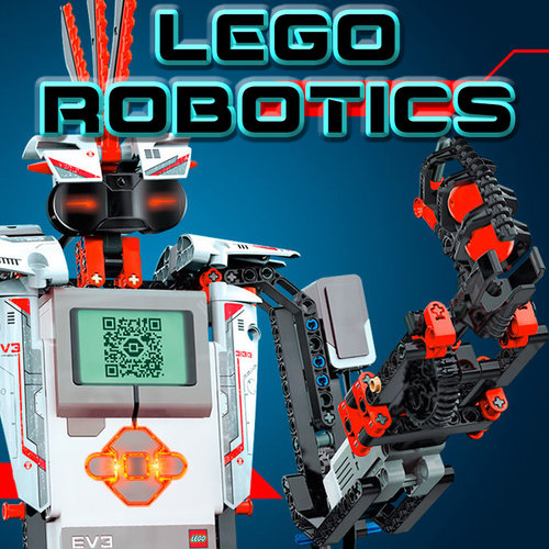 WEEK 4 - Lego Robotics (7/1 - 7/5) *July 4th and 5th is off