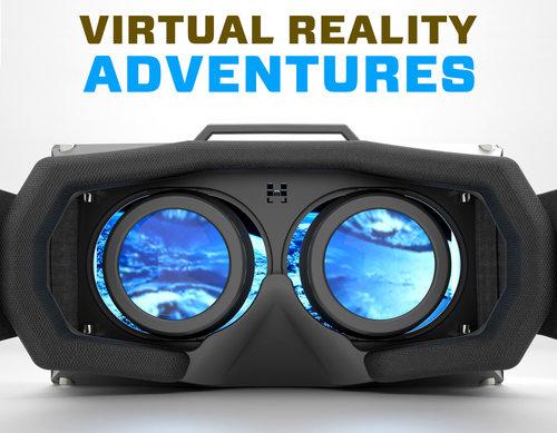 WEEK 7 - VR Adventures/Game Creation (7/22 - 7/26)
