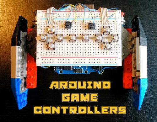 WEEK 9 - Arduino Game Controllers (8/5 - 8/9)
