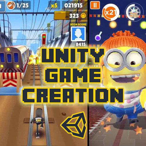 WEEK 10 - 3D Unity Game Design (8/12 - 8/16)