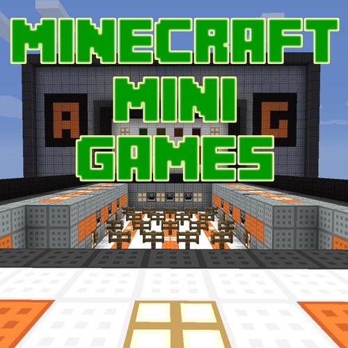 WEEK 11 - Minecraft Mini Game Madness (8/19 - 8/23)
