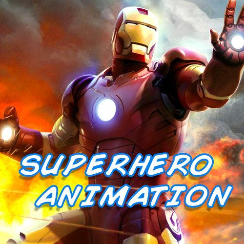 WEEK 12 - SuperHero Animation (8/26 - 8/30)