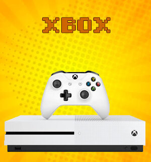 We are loaded with every top game available. Each Xbox is connected to a large high definition screen.