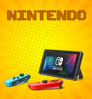Nintendos are a great way to play new games and be walk around and be active!