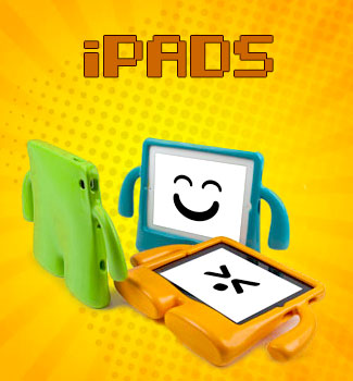 Tons of iPads for all ages filled with all the most favorite games. Let us know if there is a game you like and we will put it on the iPad you are using right away.