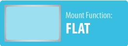 Copy of Mount Function: Flat | Flat TV Wall Mount