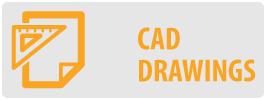 CAD Drawings | FSA44 Medium Articulating TV Wall Mount