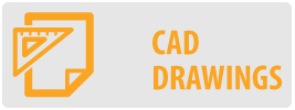CAD Drawings | FSA64 Large Articulating TV Wall Mount