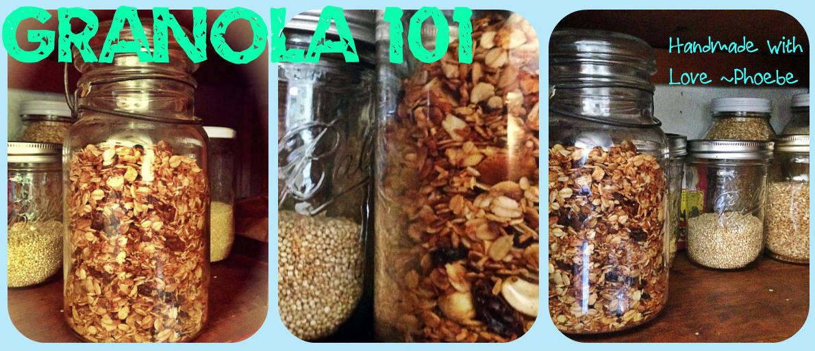 granola 101