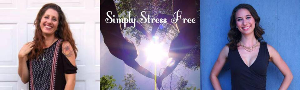 Simply Stress Free: Webinar to Reduce Stress + Anxiety