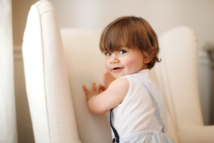 baby boy one year photos nursery decor