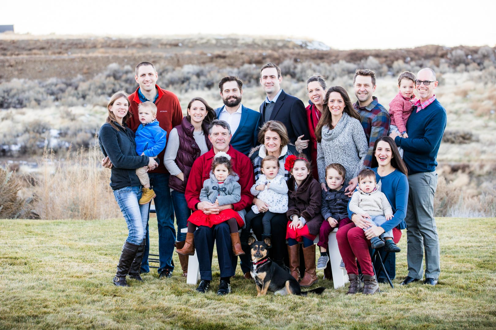 Up to $75 off Family Portraits - Save 20% — that's over $75 off the 1-hour package. Good through January 31st. See our Family Portraits Portfolio and Pricing. Use Code JANFAM.