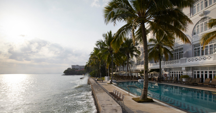 Photo courtesy of Easter and Oriental Hotel