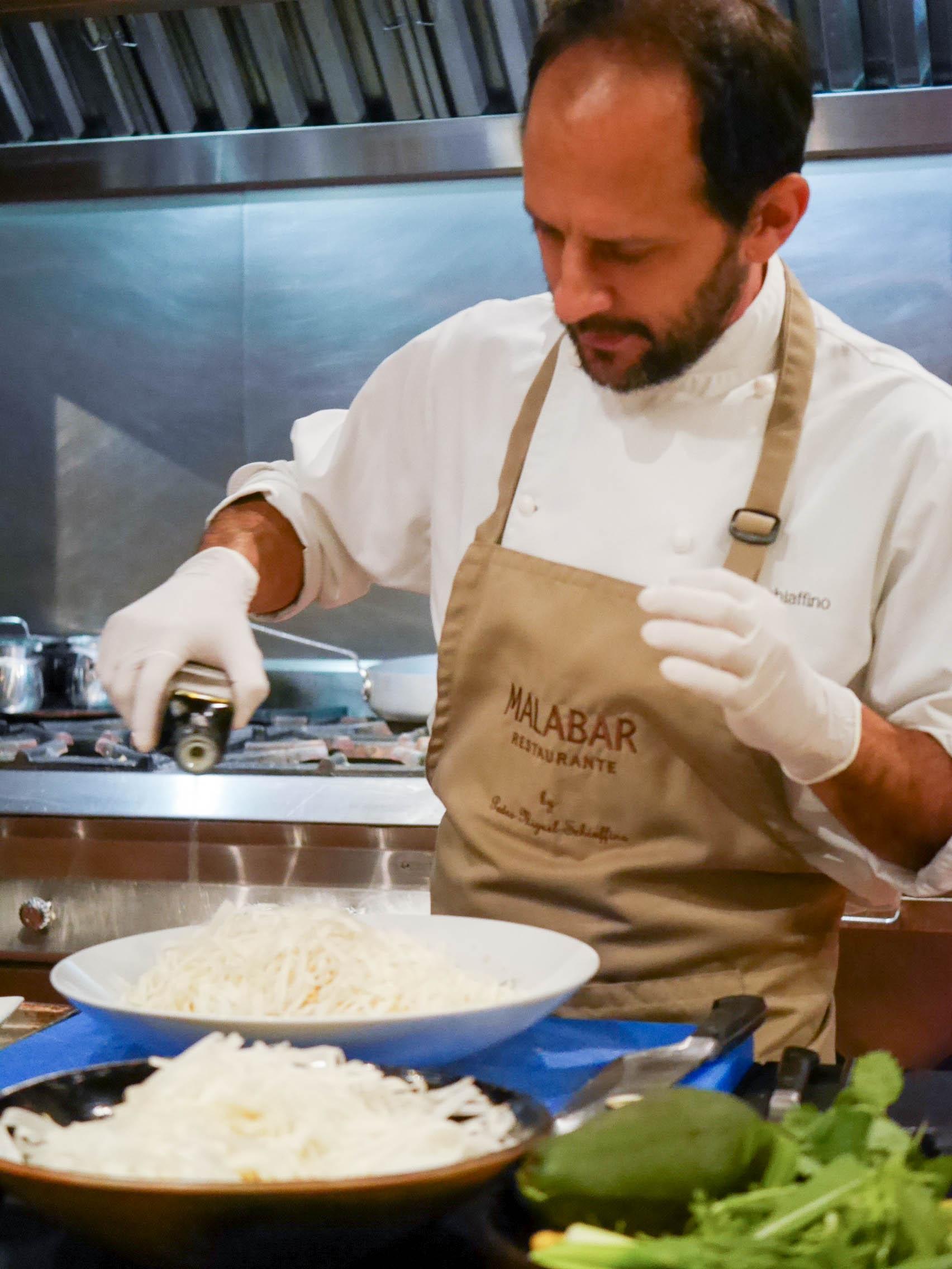 Chef Schiaffino