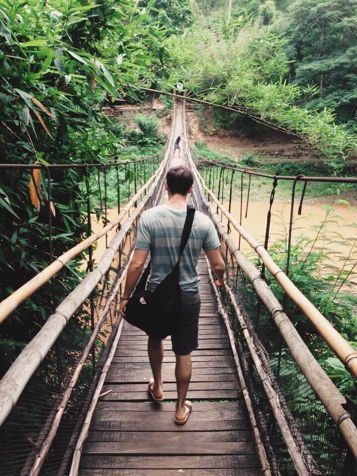 This bridge looks safe.
