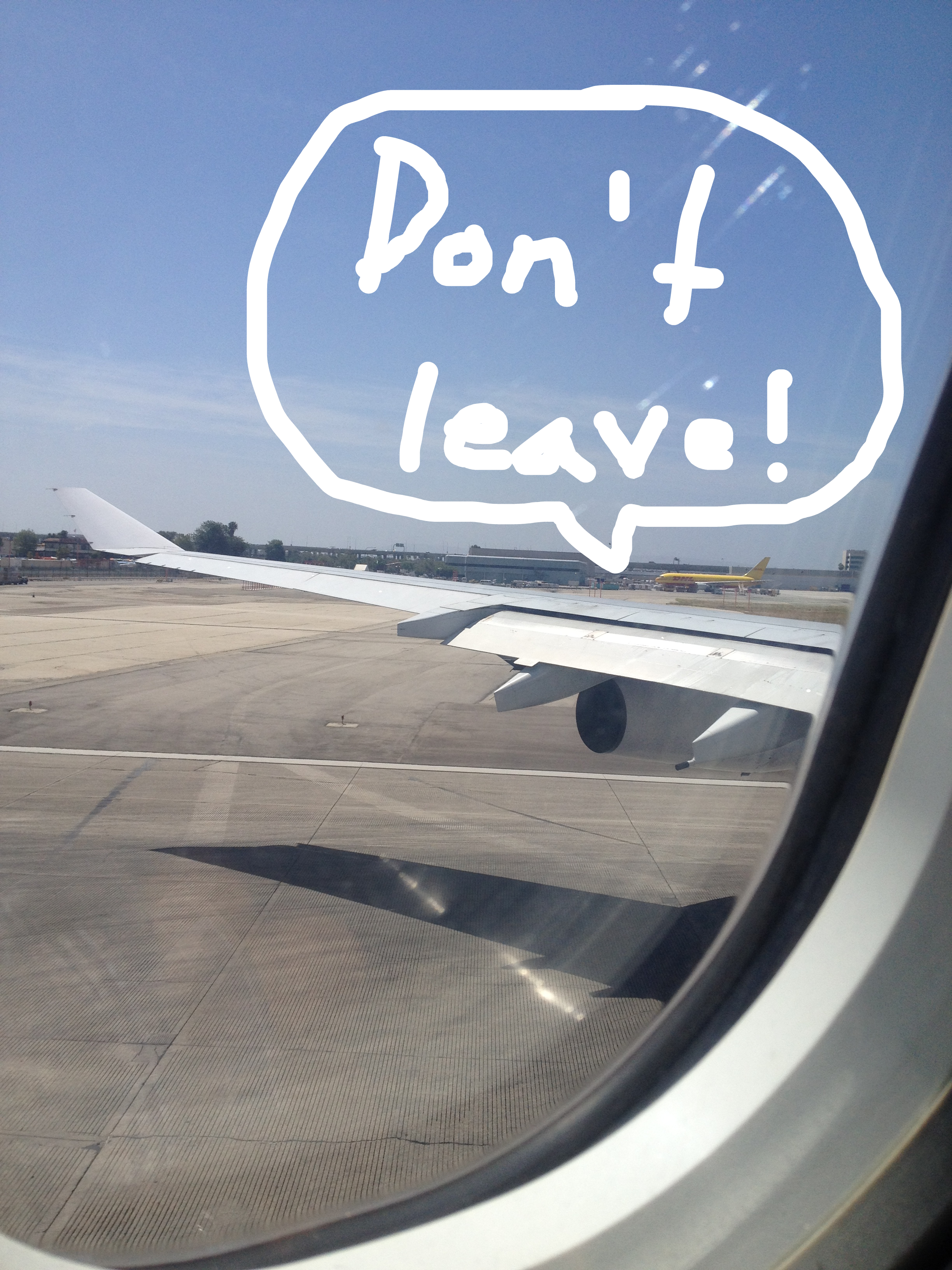 Goodbye, LAX.