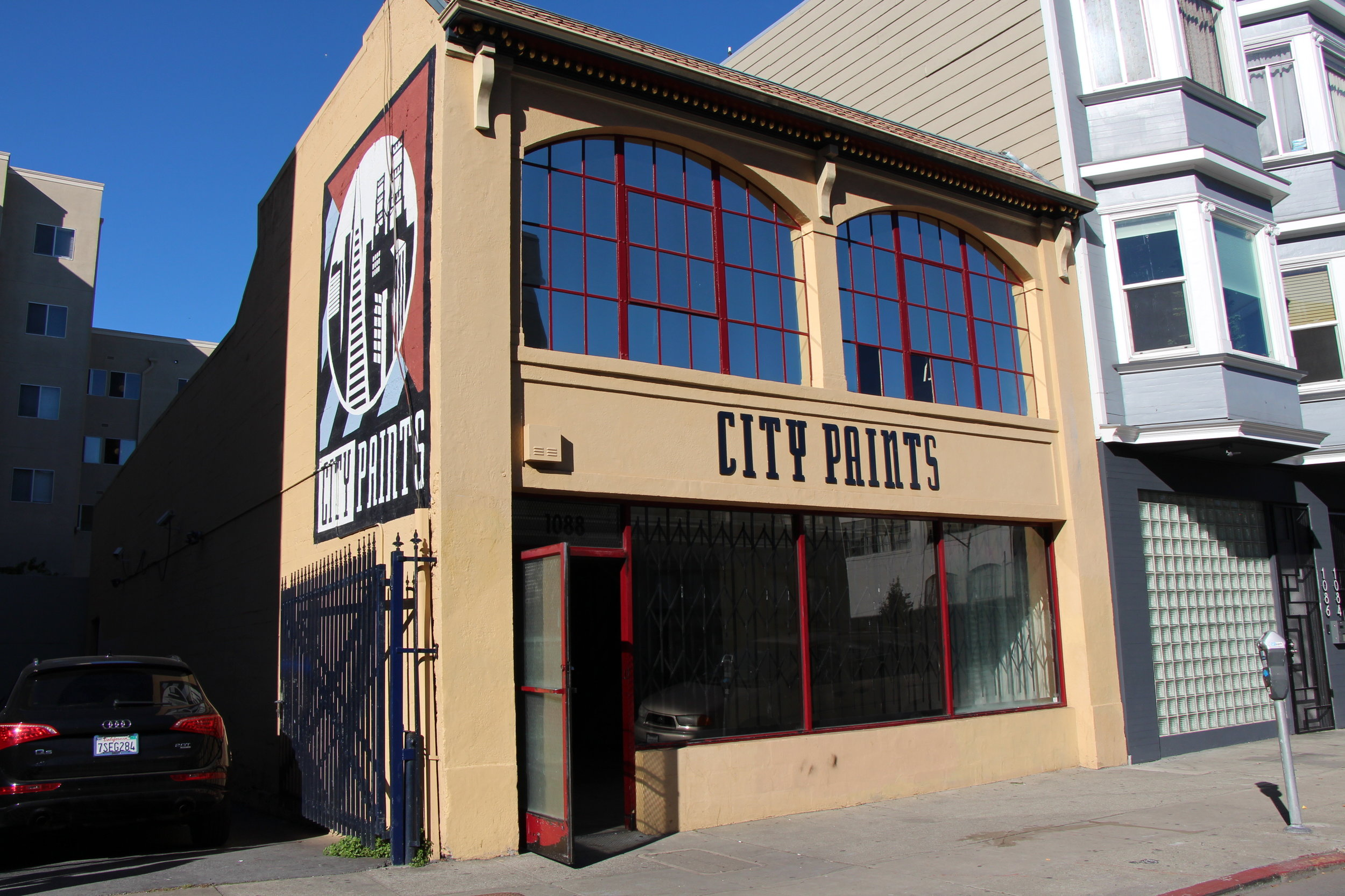 PURCHASED   1088 HOWARD ST   3,000 SF MIXED USE