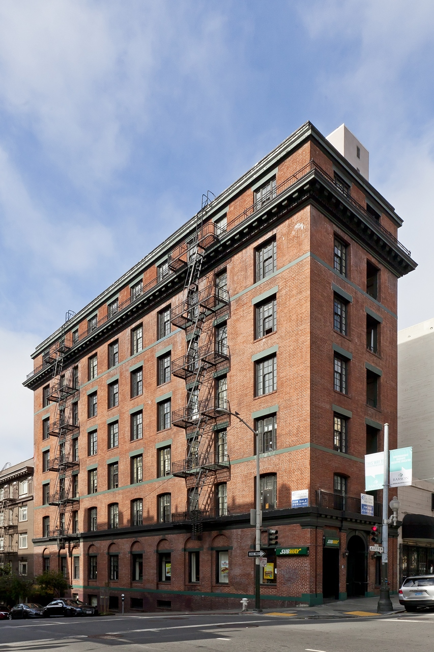 TENANT PLACED   701 SUTTER ST 3RD FLOOR   2,500 SF
