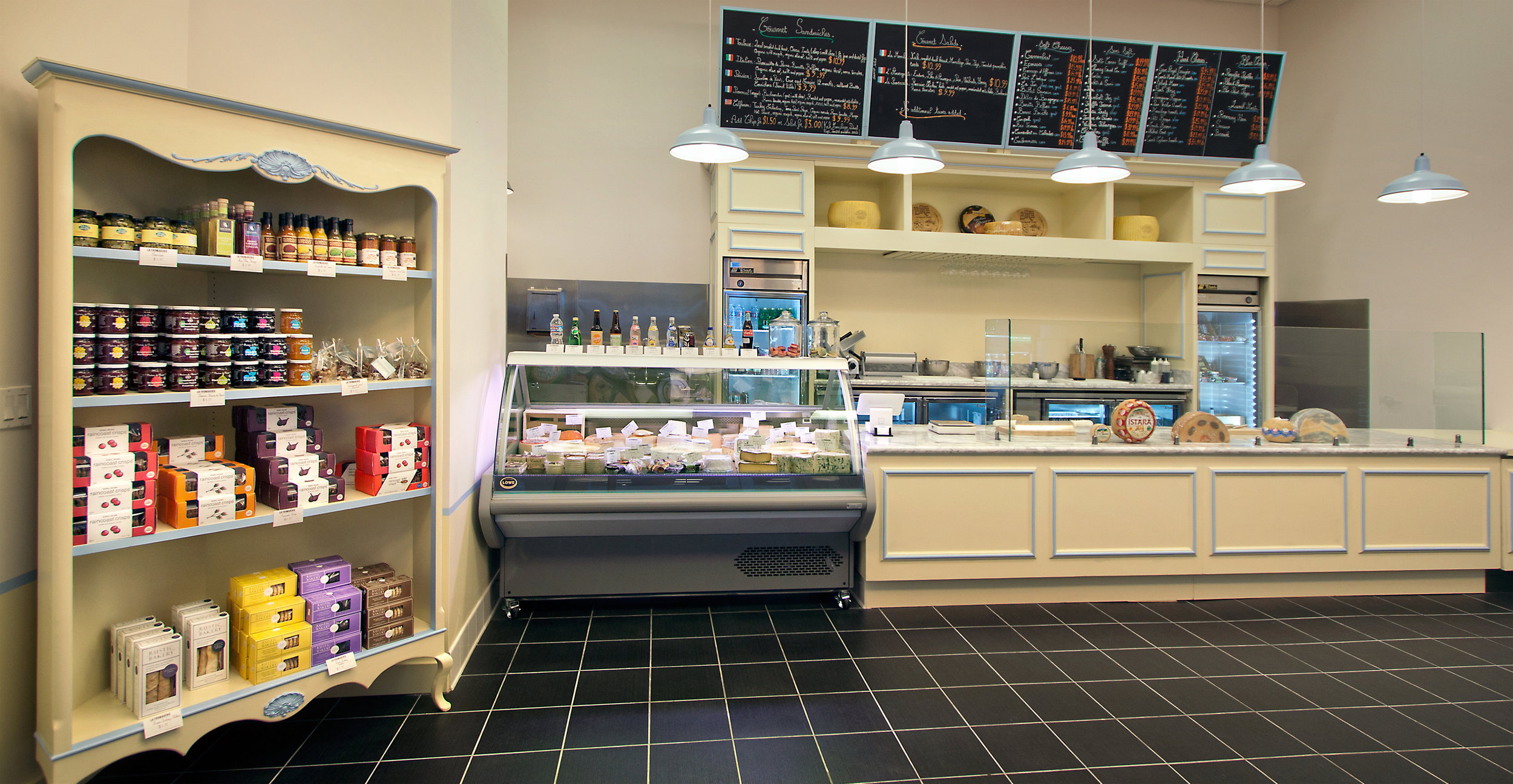 TENANT PLACED   101 MONTGOMERY ST   LA FROMAGERIE