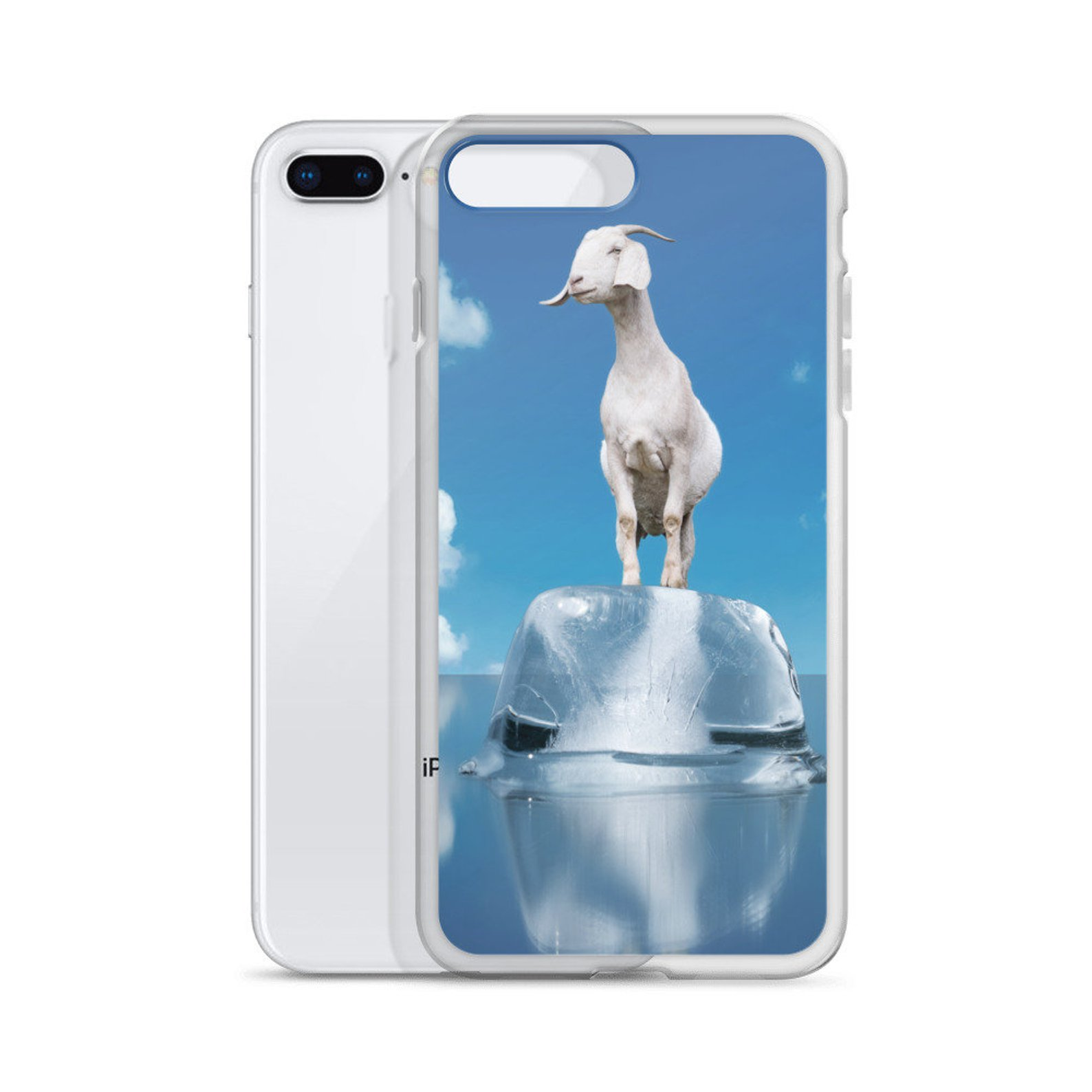 Goat iPhone Case Perpetual Groove