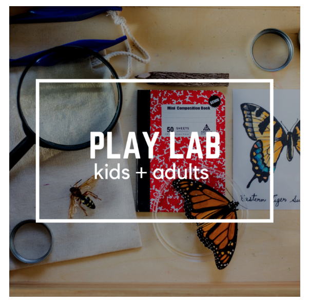Play lab - Playful learning for ages 1.5 - 10