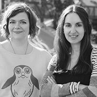 Anne Halsall, CPO Sara Mauskopf, CEO  WINNIE
