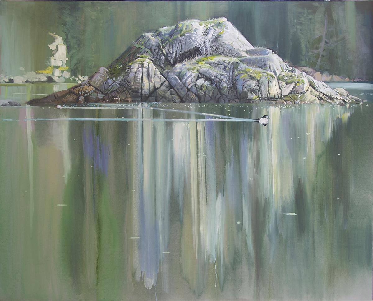 Manson's Lagoon I